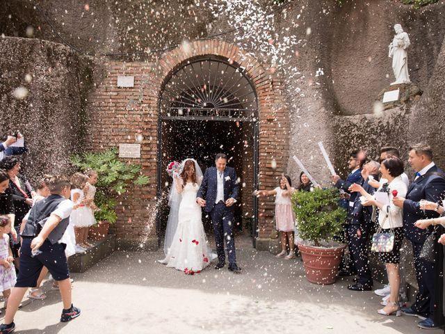 Il matrimonio di Andrea e Annarita a Roma, Roma 54