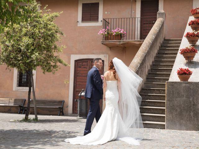 Il matrimonio di Andrea e Annarita a Roma, Roma 58