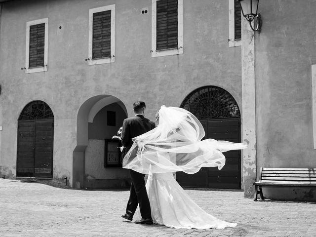 Il matrimonio di Andrea e Annarita a Roma, Roma 60