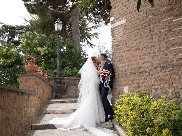 Il matrimonio di Andrea e Annarita a Roma, Roma 63
