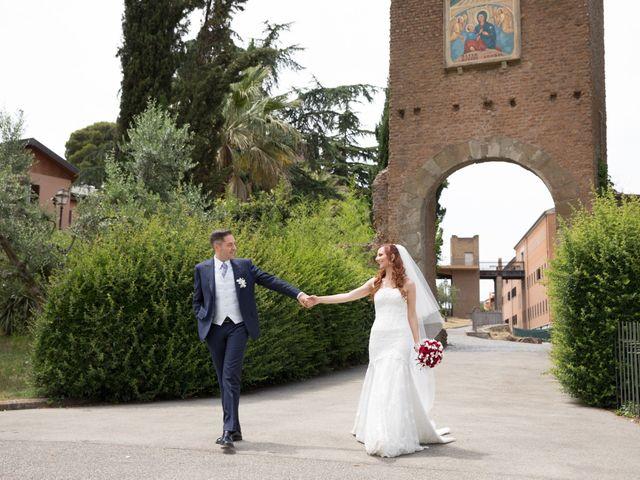 Il matrimonio di Andrea e Annarita a Roma, Roma 66