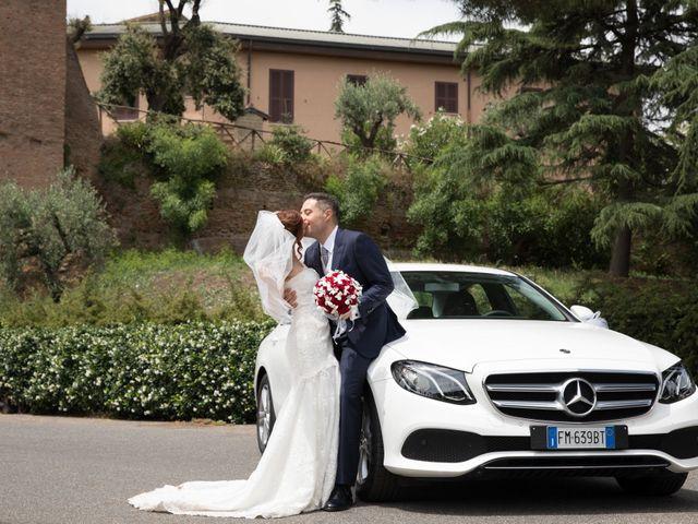 Il matrimonio di Andrea e Annarita a Roma, Roma 67