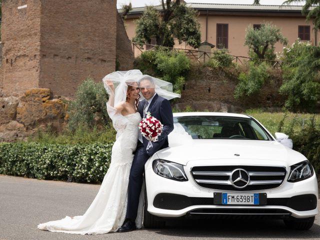 Il matrimonio di Andrea e Annarita a Roma, Roma 68