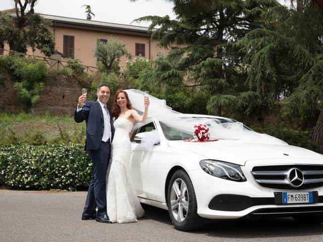 Il matrimonio di Andrea e Annarita a Roma, Roma 70
