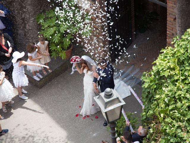 Il matrimonio di Andrea e Annarita a Roma, Roma 82