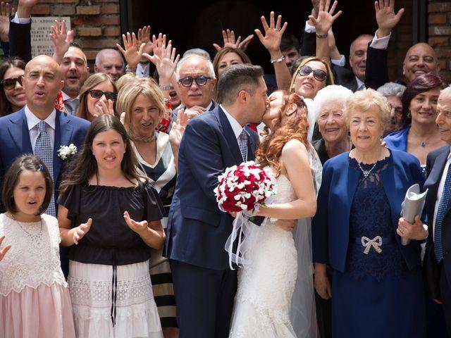 Il matrimonio di Andrea e Annarita a Roma, Roma 83