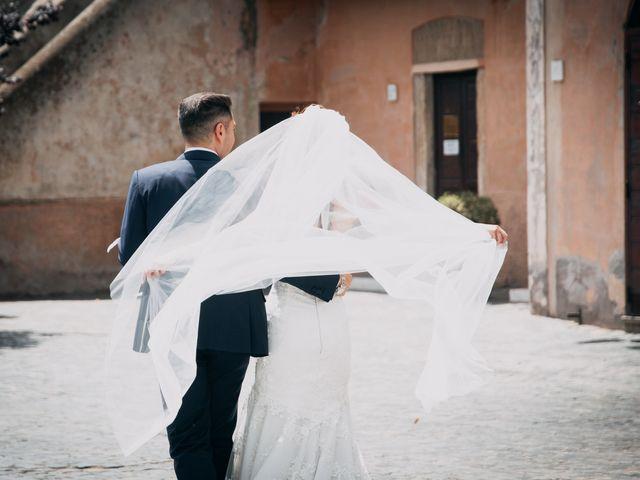 Il matrimonio di Andrea e Annarita a Roma, Roma 87