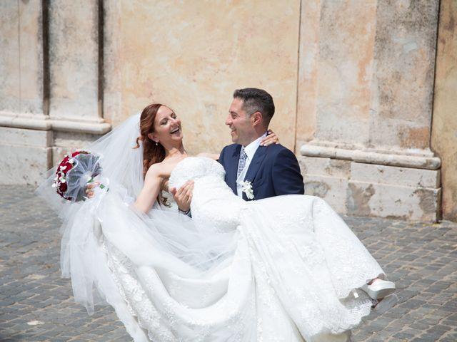 Il matrimonio di Andrea e Annarita a Roma, Roma 89