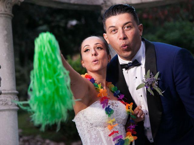 le nozze di Veronica e Tommaso