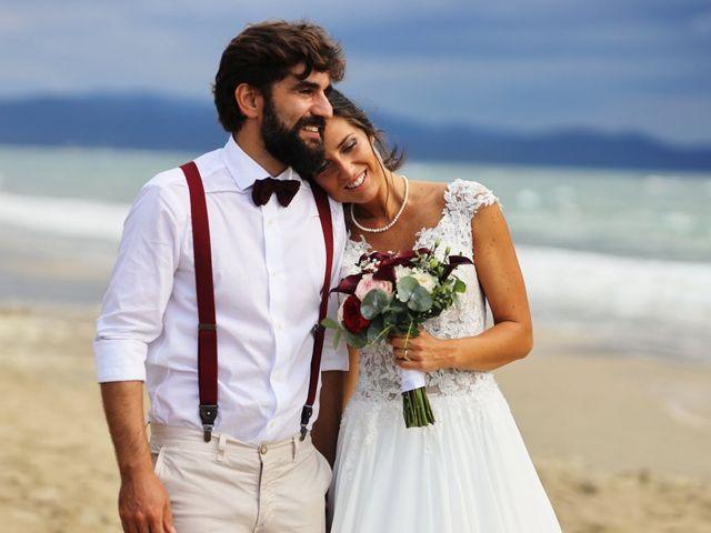 Il matrimonio di Ilaria e Francesco a Follonica, Grosseto 38