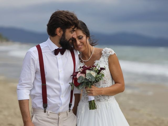 Il matrimonio di Ilaria e Francesco a Follonica, Grosseto 39