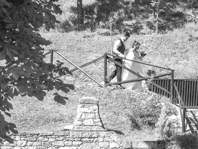 Il matrimonio di Alessandro e Sara a Lama Mocogno, Modena 11