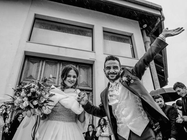 Le nozze di Ornella e Alessio