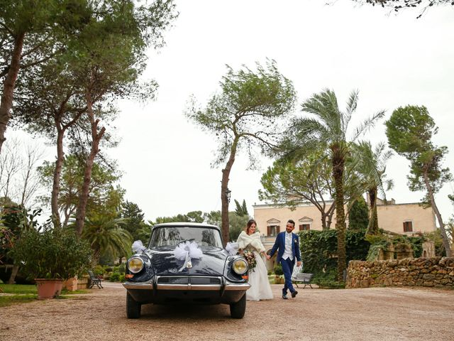 Il matrimonio di Alessio e Ornella a Veglie, Lecce 10