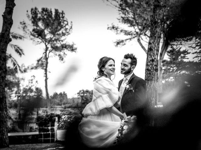 Il matrimonio di Alessio e Ornella a Veglie, Lecce 12