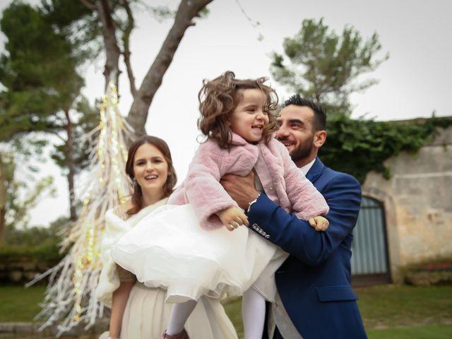 Il matrimonio di Alessio e Ornella a Veglie, Lecce 16