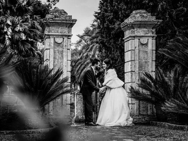 Il matrimonio di Alessio e Ornella a Veglie, Lecce 17