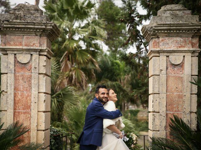 Il matrimonio di Alessio e Ornella a Veglie, Lecce 18