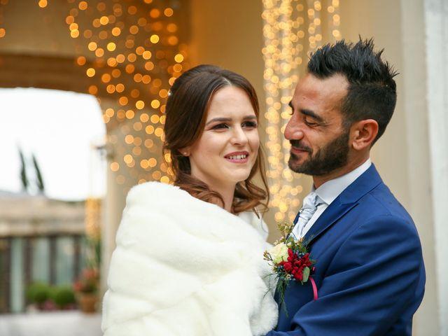 Il matrimonio di Alessio e Ornella a Veglie, Lecce 23