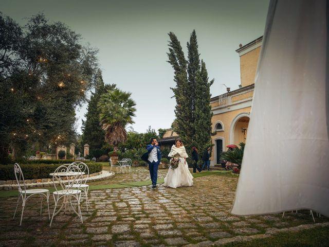 Il matrimonio di Alessio e Ornella a Veglie, Lecce 24