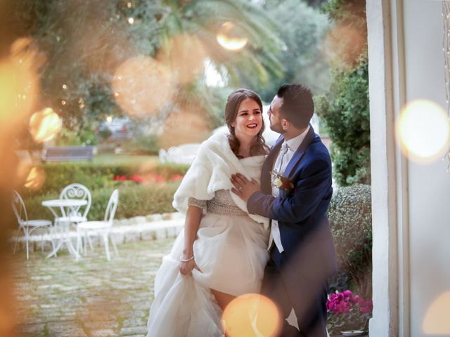 Il matrimonio di Alessio e Ornella a Veglie, Lecce 25