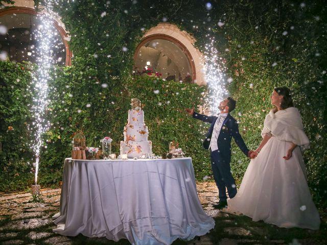 Il matrimonio di Alessio e Ornella a Veglie, Lecce 31