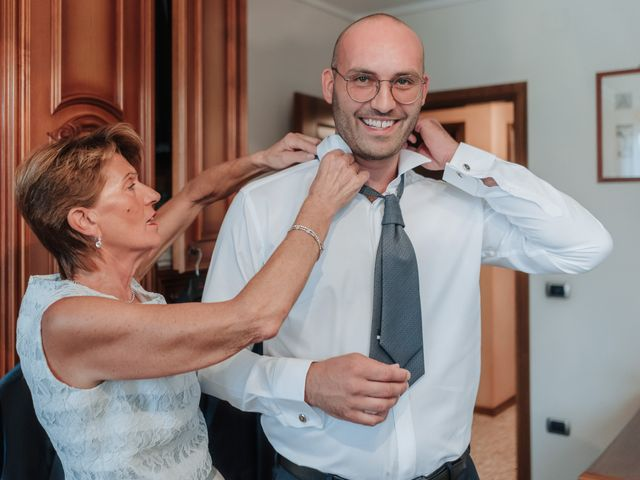 Il matrimonio di Fabio e Mariachiara a Castelcucco, Treviso 13