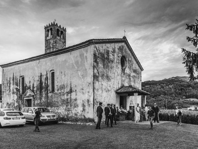 Il matrimonio di Fabio e Mariachiara a Castelcucco, Treviso 17
