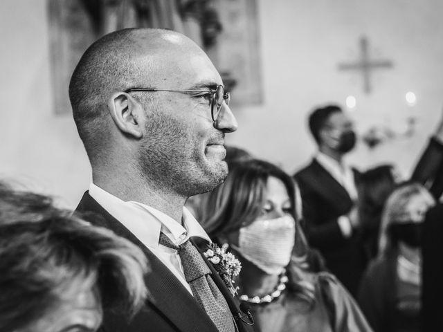 Il matrimonio di Fabio e Mariachiara a Castelcucco, Treviso 20