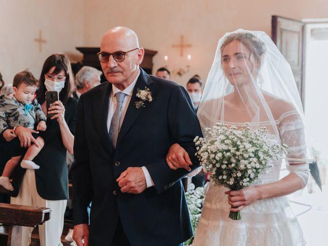Il matrimonio di Fabio e Mariachiara a Castelcucco, Treviso 21