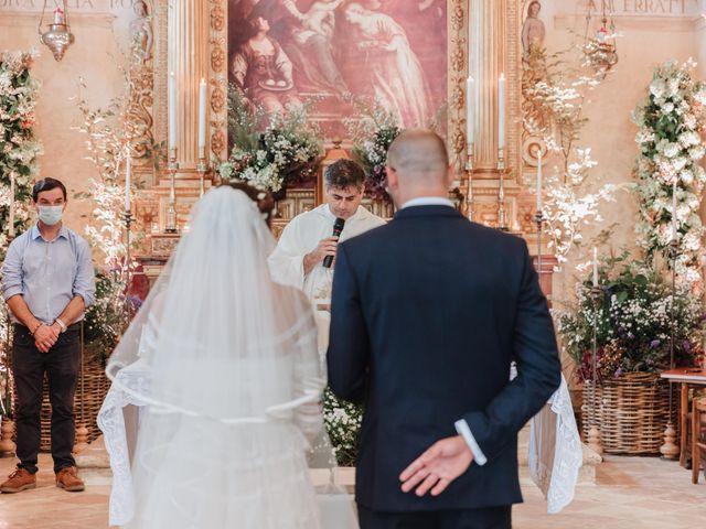 Il matrimonio di Fabio e Mariachiara a Castelcucco, Treviso 22