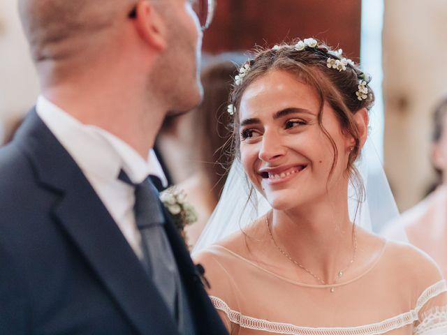 Il matrimonio di Fabio e Mariachiara a Castelcucco, Treviso 25