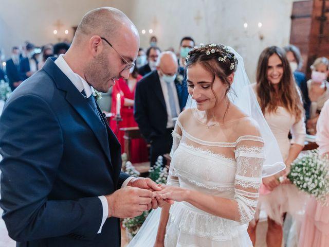 Il matrimonio di Fabio e Mariachiara a Castelcucco, Treviso 27