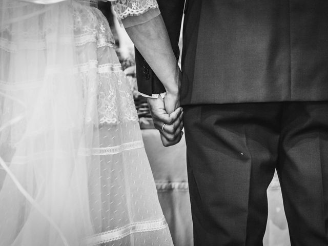 Il matrimonio di Fabio e Mariachiara a Castelcucco, Treviso 30