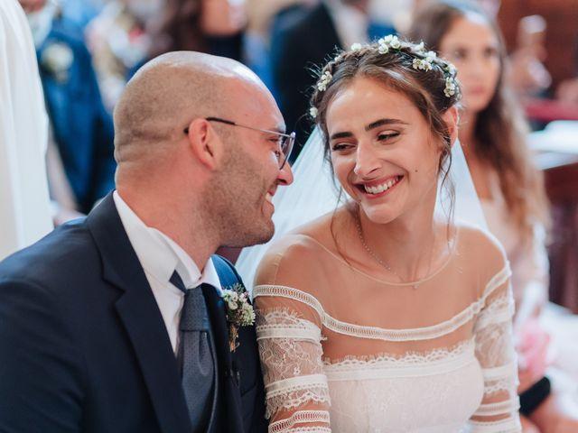Il matrimonio di Fabio e Mariachiara a Castelcucco, Treviso 31