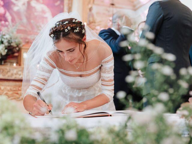 Il matrimonio di Fabio e Mariachiara a Castelcucco, Treviso 33
