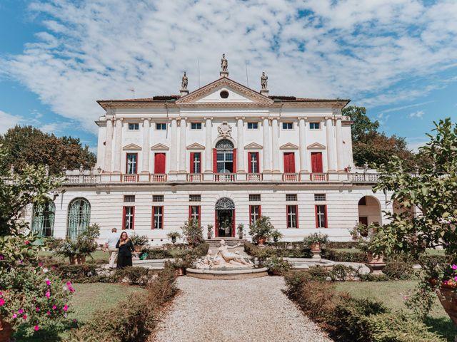 Il matrimonio di Fabio e Mariachiara a Castelcucco, Treviso 37