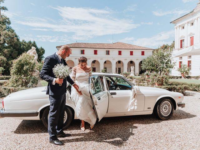 Il matrimonio di Fabio e Mariachiara a Castelcucco, Treviso 38