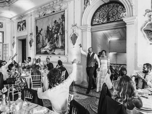Il matrimonio di Fabio e Mariachiara a Castelcucco, Treviso 44