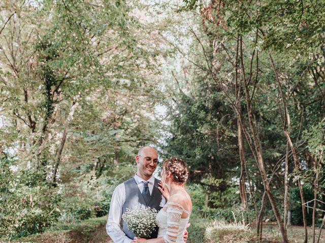 Il matrimonio di Fabio e Mariachiara a Castelcucco, Treviso 49