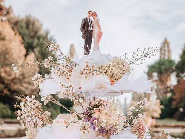 Il matrimonio di Fabio e Mariachiara a Castelcucco, Treviso 52