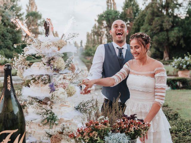 Il matrimonio di Fabio e Mariachiara a Castelcucco, Treviso 53