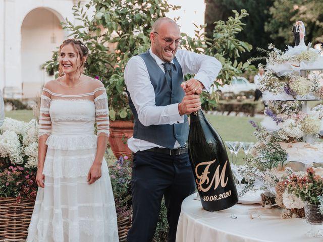 Il matrimonio di Fabio e Mariachiara a Castelcucco, Treviso 54