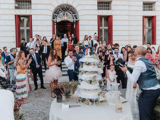 Il matrimonio di Fabio e Mariachiara a Castelcucco, Treviso 55