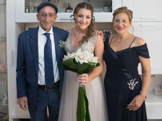 Il matrimonio di Marco e Simona a Messina, Messina 17