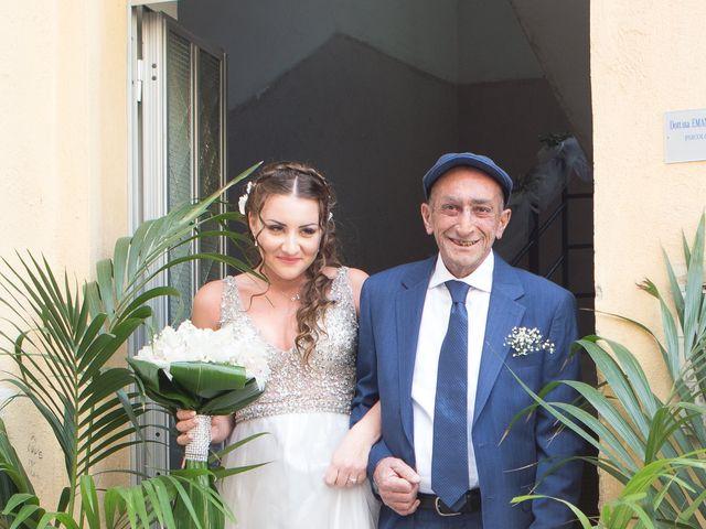 Il matrimonio di Marco e Simona a Messina, Messina 18