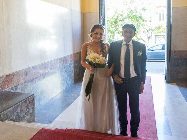 Il matrimonio di Marco e Simona a Messina, Messina 19