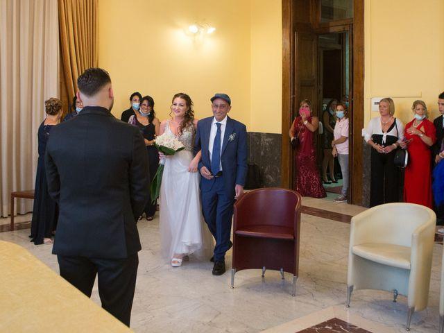 Il matrimonio di Marco e Simona a Messina, Messina 21