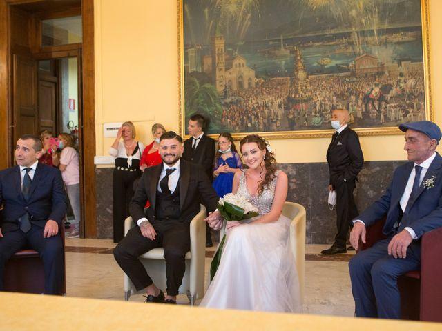 Il matrimonio di Marco e Simona a Messina, Messina 22