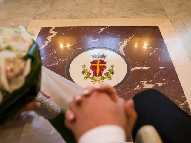 Il matrimonio di Marco e Simona a Messina, Messina 23